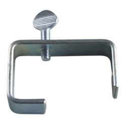 Mini pipe Clamp long Per tubo da 32 mm
