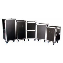 Mobile DJ Case'Compact' Baule DJ mobile