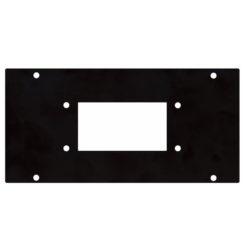 Multiconnector panel 10 poli, 4 segmenti