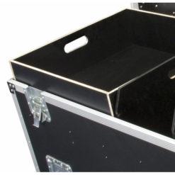 Multiflex Case Compreso 2 divisori alti