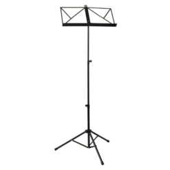 Music Stand incl bag Acciaio 470-1.150 mm