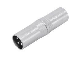 NEUTRIK Adapter XLR(M)/XLR(M) NA3MM