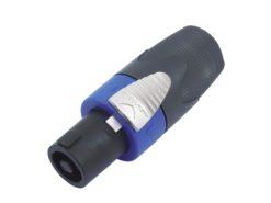 NEUTRIK Speakon cable plug 4pin NL4FX