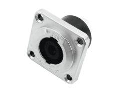 NEUTRIK Speakon mounting socket 4pin NLT4MP
