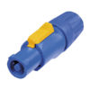 Neutrik Powercon Connector Blu