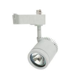 New York-W Bianco (RAL9003), Spot max 50W MR-16 GU5.3