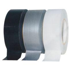 Nichiban Gaffa Tape Nero, 50 mm / 50m