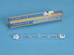 OMNILUX 230V/120W R7s 118mm Pole Burner H