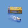OMNILUX 230V/28W E-27 candle lamp clear H