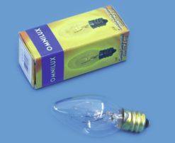 OMNILUX 230V/9W E-12 Candle Lamp small