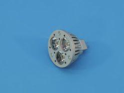 OMNILUX GU-5.3 12V3x1W LED yellow