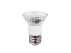 OMNILUX JDR 230V E-27 18 LED UV active