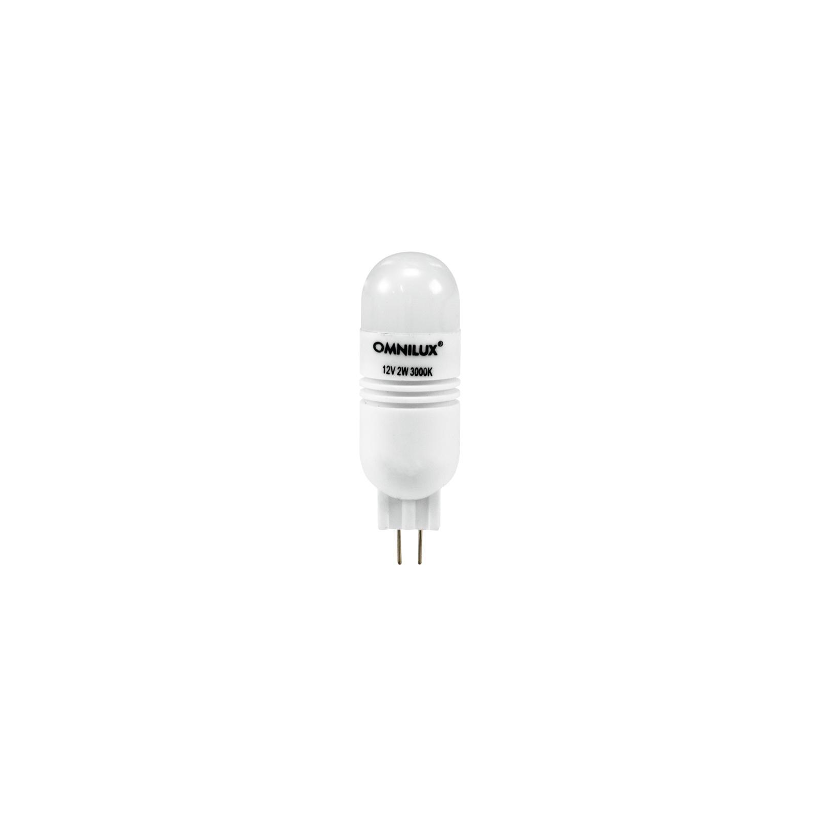 OMNILUX LED 230V 2,5W G-9 3000K