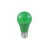 OMNILUX LED A60 230V 3W E-27 green