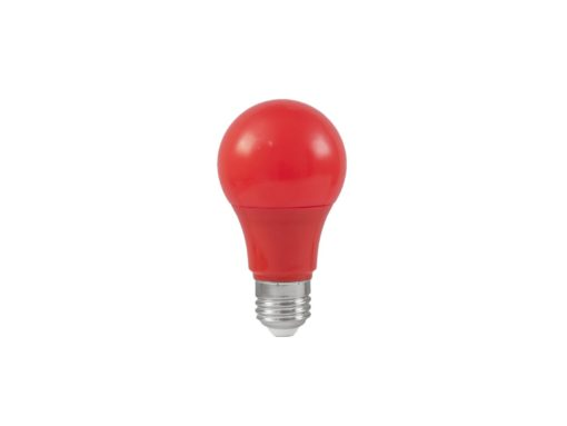 OMNILUX LED A60 230V 3W E-27 red