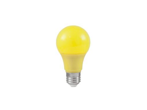 OMNILUX LED A60 230V 3W E-27 yellow