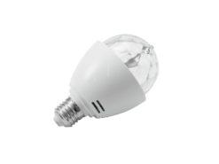 OMNILUX LED BC-1 E-27 Beam Effect RGB