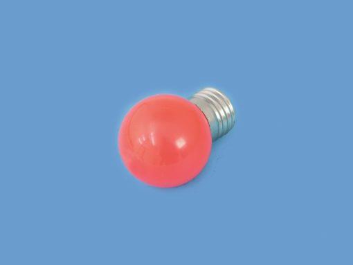 OMNILUX LED G45 230V 1W E-27 red