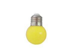 OMNILUX LED G45 230V 1W E-27 yellow