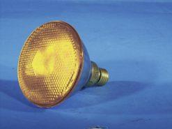 OMNILUX PAR-38 230V/80W E-27 FL yellow
