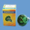 OMNILUX R80 230V/60W E-27 green