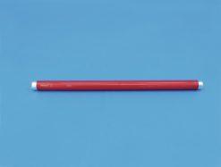OMNILUX Tube 15W G13 450x26mm red glass