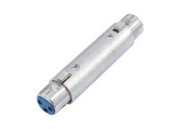 OMNITRONIC Adapter 3pin XLR(F)/3pin XLR(F)