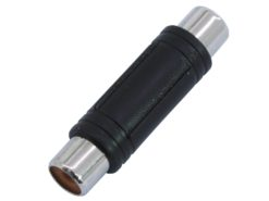 OMNITRONIC Adapter RCA(W)/RCA(W) 10x