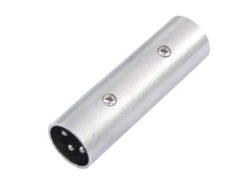 OMNITRONIC Adapter XLR(M)/XLR(M)