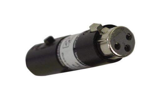 OMNITRONIC Adaptercable XLR(F)/Jack 0.3m bk