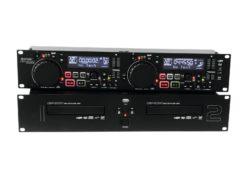 OMNITRONIC CMP-2000 Dual CD/MP3 Player