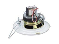 OMNITRONIC CS-4C Ceiling Speaker silver