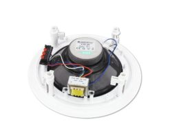 OMNITRONIC CS-8 Ceiling Speaker white