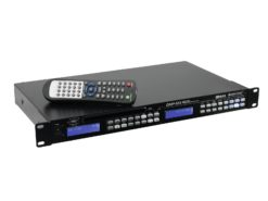 OMNITRONIC DMP-103RDS Media Player