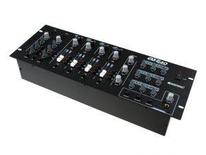 OMNITRONIC EM-640B Entertainment Mixer
