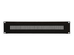 OMNITRONIC Front Panel Z2-19U-shaped+ventilation 2U