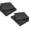 OMNITRONIC Isolator Monitor Speakers 265x330x40 2x
