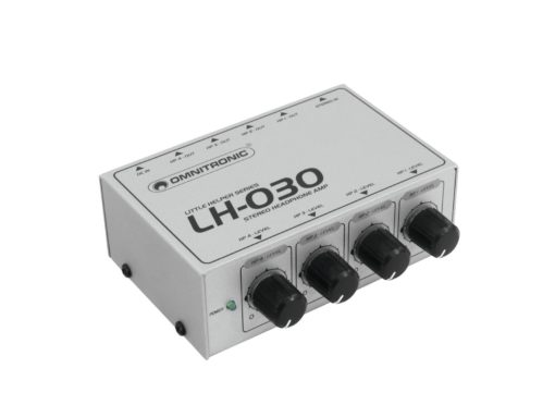 OMNITRONIC LH-030 Headphone Amplifier