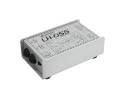 OMNITRONIC LH-055 PRO DI Box Passive