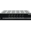 OMNITRONIC MCS-1250 MK2 6-Zone PA Amplifier