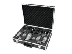 OMNITRONIC MIC 77-7LMH Drum Microphone Set