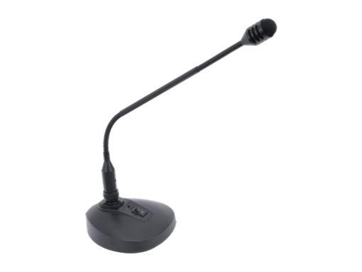 OMNITRONIC MIC SHD-1 Gooseneck Microphone