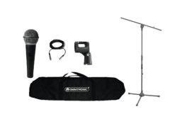 OMNITRONIC MIC VS-1 Microphone Set