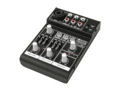 OMNITRONIC MRS-502USB Recording Mixer