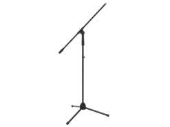 OMNITRONIC Microphone Tripod MS-2A with Boom bk