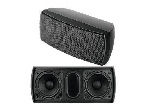 OMNITRONIC OD-22T Wall Speaker 100V black