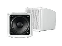 OMNITRONIC OD-2T Wall Speaker 100V white 2x