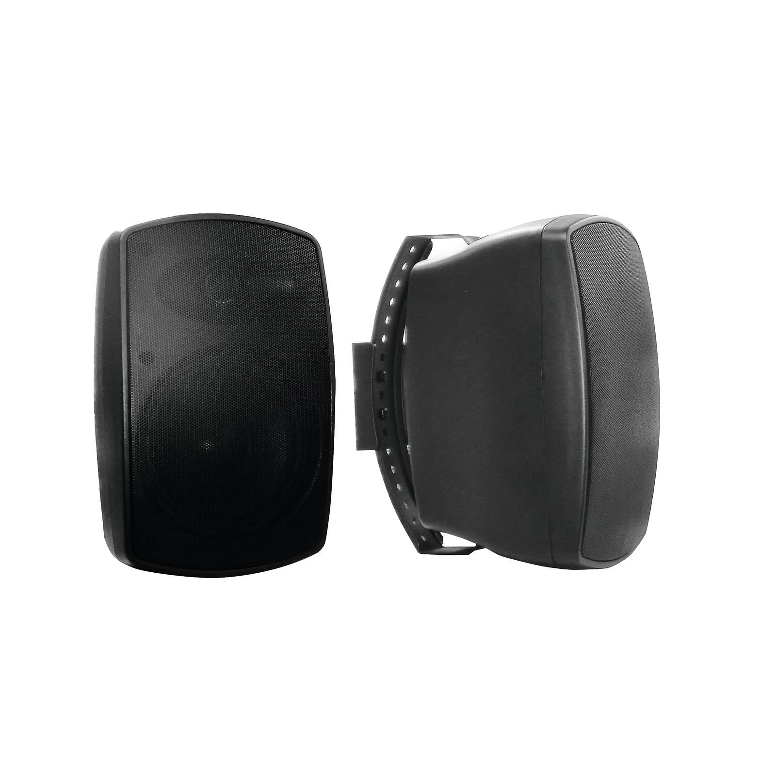 OMNITRONIC OD-4 Wall Speaker 8Ohms black 2x