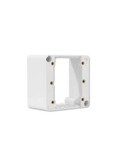 OMNITRONIC PA Surface Housing white