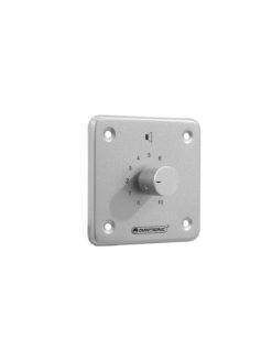 OMNITRONIC PA Volume Controller 10 W mono sil